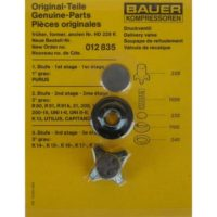 BAUER Discharge Valve Kit 012835