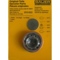 Bauer Suction Valve Kit 013822