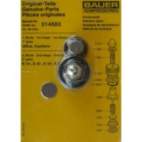 BAUER Discharge Valve Kit 014583