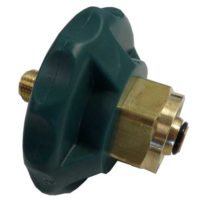 Handtight Connector, Oxygen
