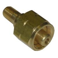 CGA-677 Nut and Nipple