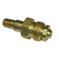 CGA-702 Nut & Nipple
