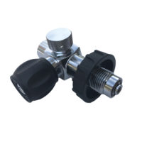 Din Filler with Compact Valve