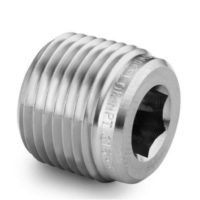 Hollow Hex Plug, 1/4